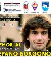 1° Memorial Stefano Borgonovo