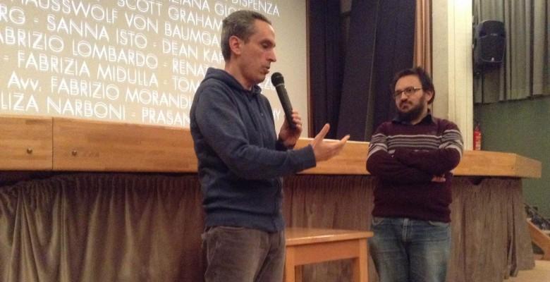 Fabio Grassedonia e Dario Ciferri