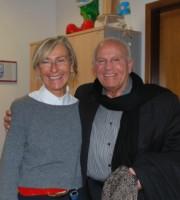 Margherita Sorge ed Enzo Castellari