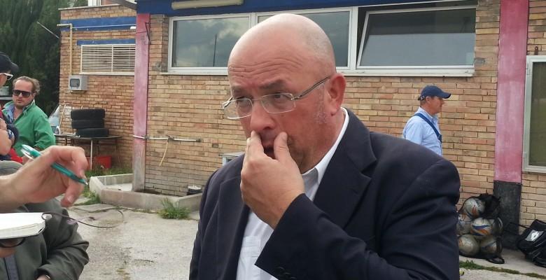 Il ds Alvaro Arcipreti