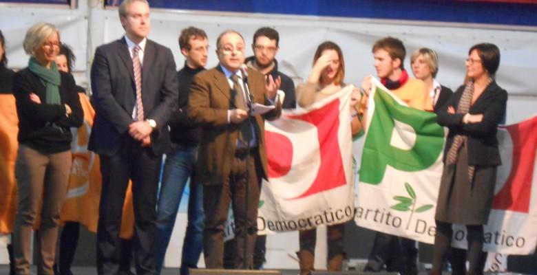Antimo Di Francesco e Luciano Agostini, tra gli altri anche con Margherita Sorge e Anna Casini