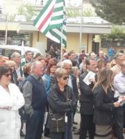 Dipendenti sanitari e cittadini protestano contro i tagli alla Sanità, 13 maggio 2013