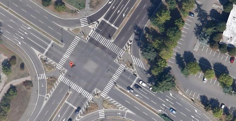 Disegno Incidente Stradale