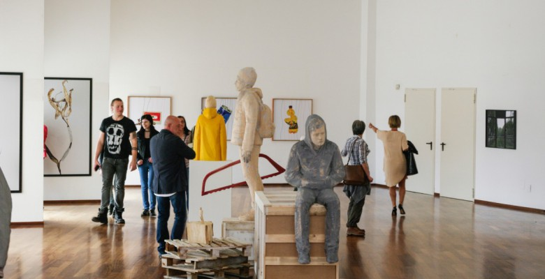 Expo d'arte contemporanea