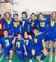 L'ISC di Cupra Marittima e Massignano, campiona regionale