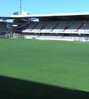 Lo stadio Riviera delle Palme