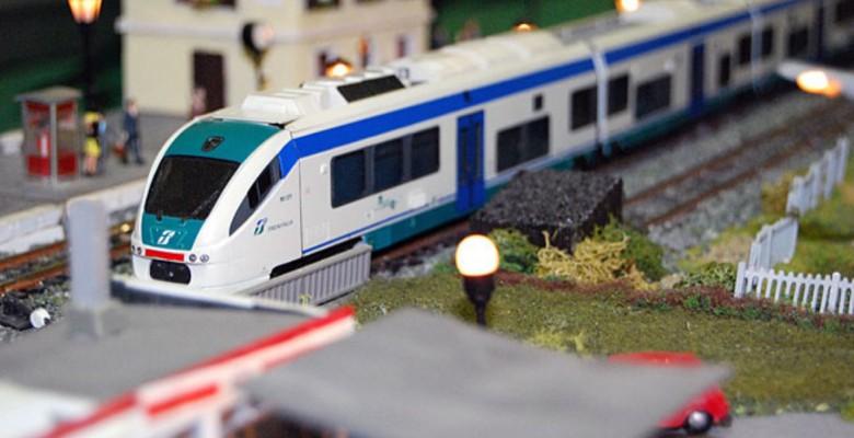 Modello ferroviario