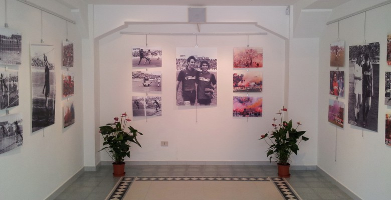 Memorial Borgonovo, mostra in Palazzina