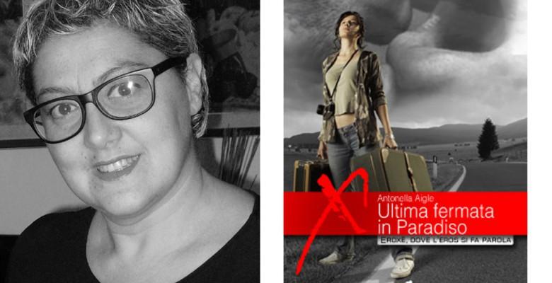 la scrittrice truentina Antonella Aigle