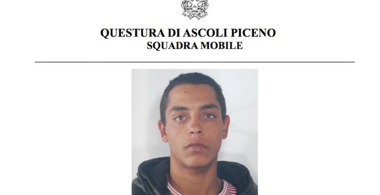 Il tunisino arrestato a Martinsicuro