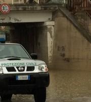 Il sottopasso di via Bolzano