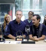 Linus, Nicola Savino e la squadra di Deejay Chiama Italia