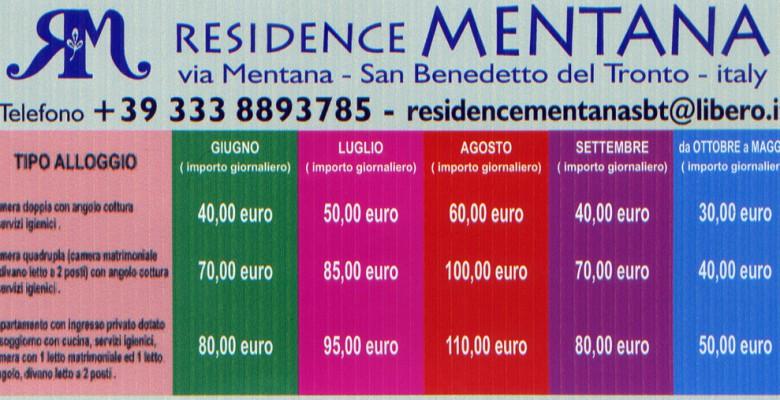 Residence Mentana