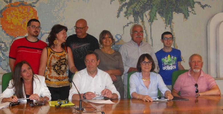 Squadra del Club Forza Italia- San Benedetto protagonista