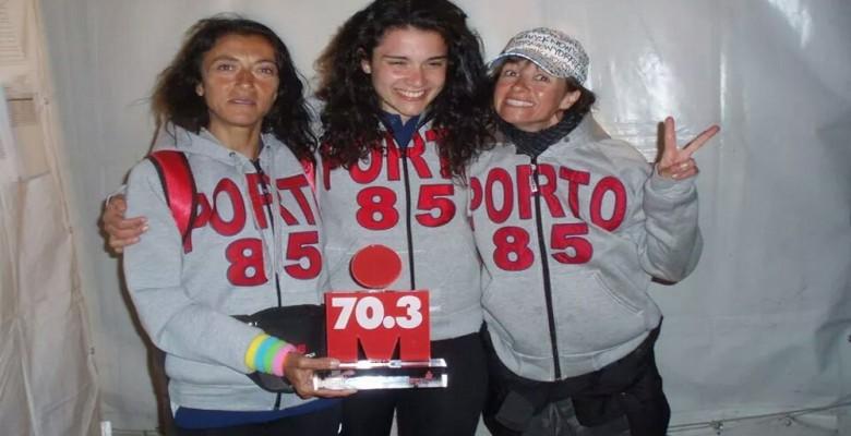 Le atlete della Porto85