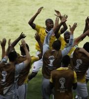 La Colombia, protagonista ai Mondiali (foto dal sito Sky)