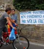 Protesta Electrolux