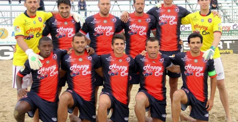 La Samb beach soccer 2014-1