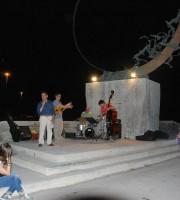 Serata jazz al Molo sud