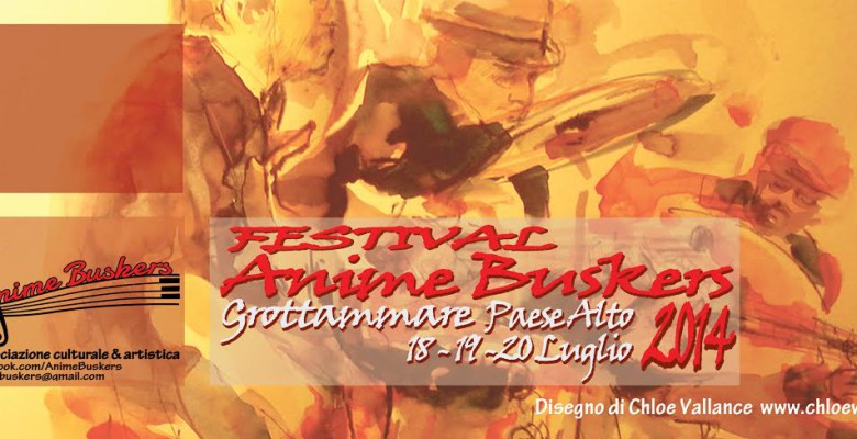 Festival Anime Buskers