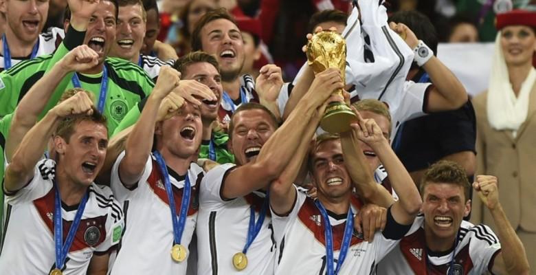 Germania campione del mondo (foto tratta dal sito Vanity Fair)