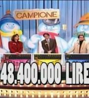 Matteo Renzi alla Ruota della Fortuna di Mike Buongiorno, nel 1994, vince oltre 48 milioni di lire