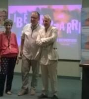 Maria Pia Silla, Lech Majewsky e Franco Rina
