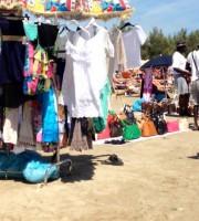 Gli abusivi sulle spiagge di Martinsicuro