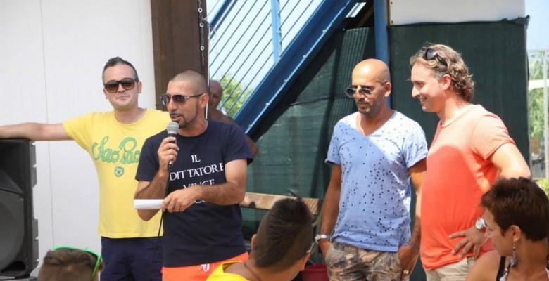 Il presidente del Martinsicuro Calcio, Luigi Di Egidio
