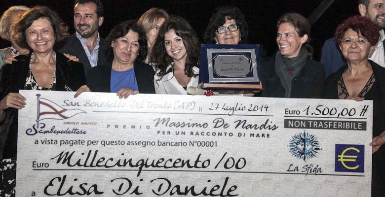 Elisa Di Daniele vince il premio De Nardis