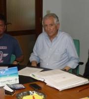Luigi Appierto, Giuseppino Coppe e il commercialista Alberto Riccio
