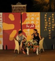 Un momento della seconda serata del Martinbook festival