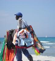 Abusivismo commerciale nelle spiagge