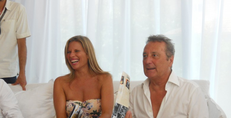 Laura Freddi, Enzo Iacchetti