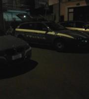 Blitz della Polizia (foto di repertorio)