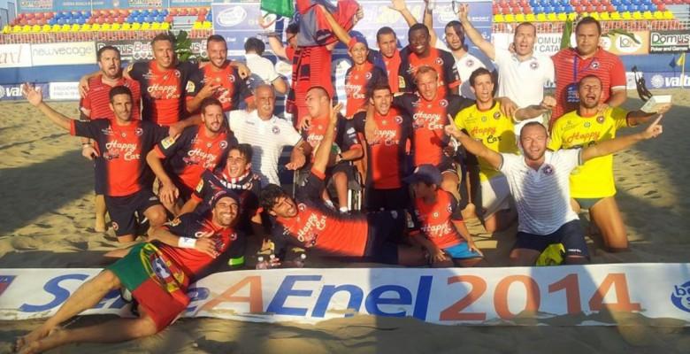 La Samb Campione d'Italia (da Sambenedettese Beach Soccer)