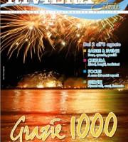 Riviera Oggi in edicola, edizione numero 1.000