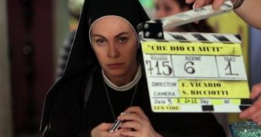 Elena Sofia Ricci in 'Che Dio ci aiuti'