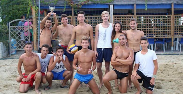Alcuni partecipanti al torneo Tellina