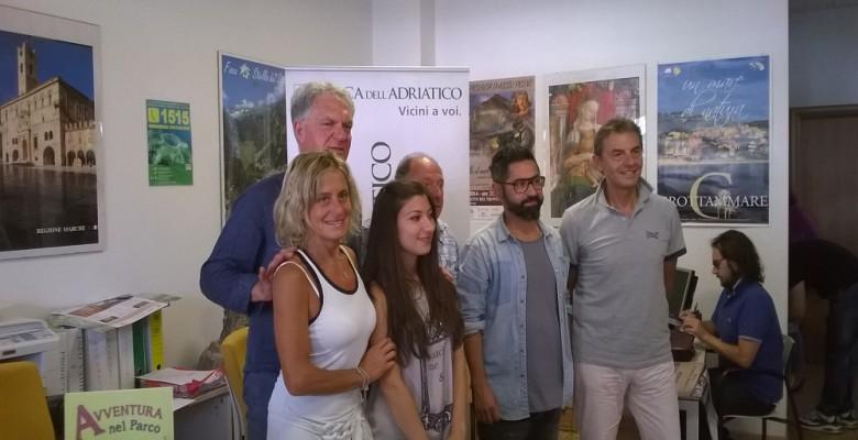 Piero Celani ed i direttori artistici