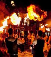Sputafuoco a Templaria Festival