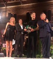 Max Tortora premiato con l'Arancia d'Oro