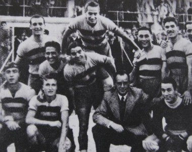La prima Samb del dopo guerra (da www.polesinesport.it)