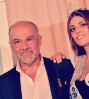Miss Degradè Joelle 2014 con Claudio Mengoni