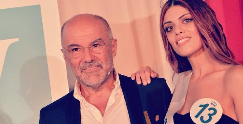 Miss Degradè Joelle 2014 con Claudio Mengoni