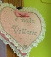 E' nata Vittoria Bianchini