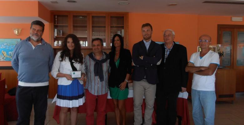 """Associazione Piceno Turismo insieme a Elena Di Sciascio, vincitrice del concorso """"Scatto Piceno"""""""