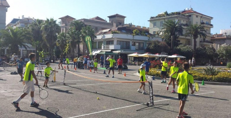 Tennis Maggioni, scuola tennis