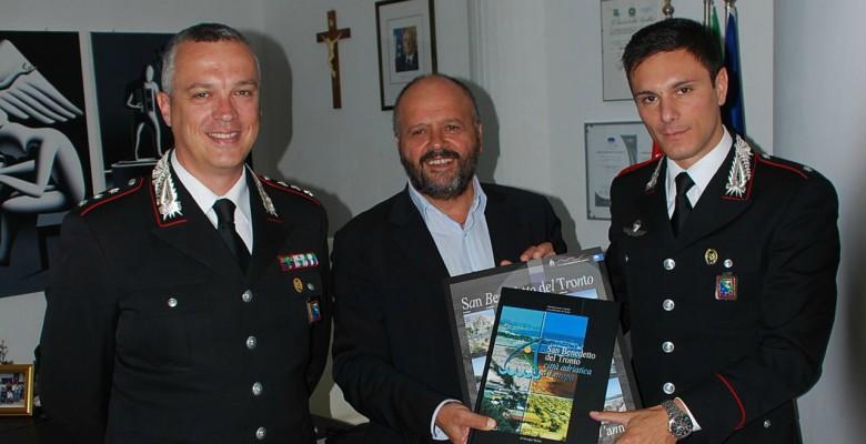 Gaspari incontra il sottotenente Masciarelli