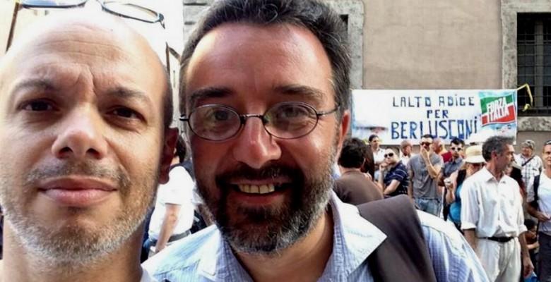 Diego Bianchi e Marco Damilano